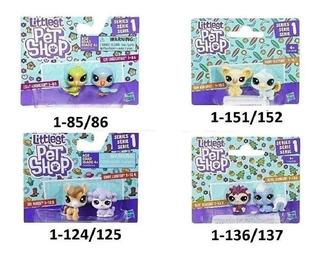 Littlest Pet Shop Hasbro Set Varios Elec