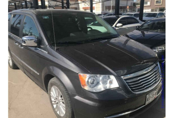 Chrysler Town & Country 5p Limited V6 3.6 Aut