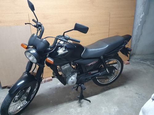 Moto Honda Con Titan 2012