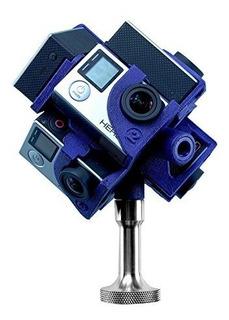 360heros Pro7 | 360 Grados Plugnplay Filmacion 7 Camaras Tit