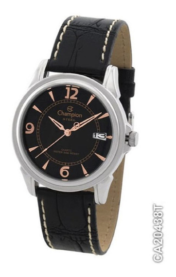 Relógio Analógico Unisex Social Champion Ca20438t