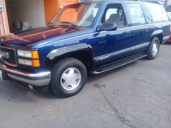 Chevrolet Suburban N Tela Aac At 1997