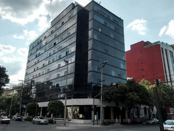 Excelente Edificio Corporativo En Renta De 6198 M2 En Cuauhtemoc.