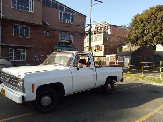 Camioneta C10 Chevrolet Pick-up