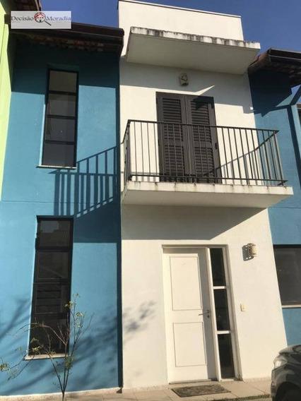 Sobrado Com 3 Dormitórios Para Alugar, 90 M² Por R$ 3.000,00/mês - Granja Viana - Cotia/sp - So0900