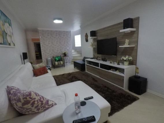 Sobrado Em Bairro Mauá, São Caetano Do Sul/sp De 177m² 3 Quartos À Venda Por R$ 780.000,00 - So296069