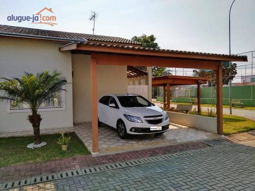 Casa Com 3 Dormitórios À Venda, 98 M² Por R$ 245.000 - Cidade Salvador - Jacareí/sp - Ca3650