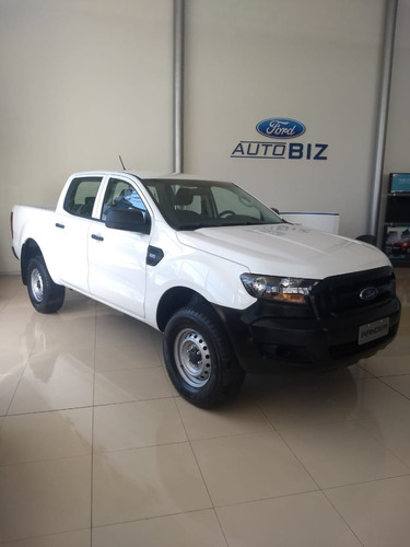 Ford Ranger 4x2 Xl Doble Cabina Nuevo Motor