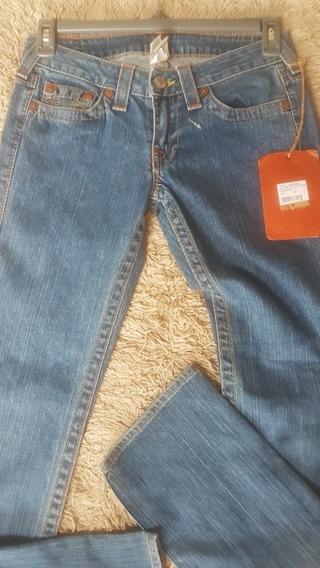 Calça Jeans Feminina True Religion 38