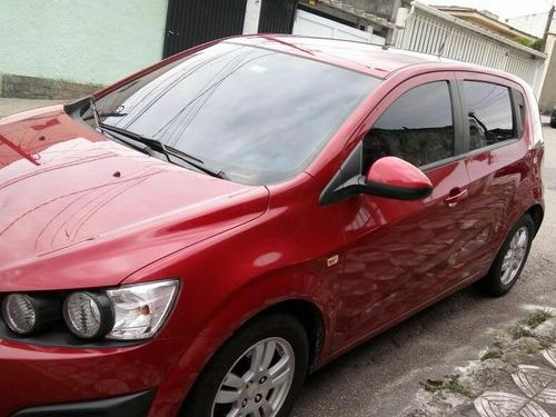 Chevrolet Sonic 2013 1.6 16v Lt Aut. 5p