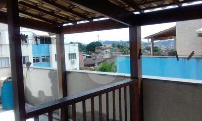 Cobertura Residencial À Venda, Amendoeira, São Gonçalo. - Co0130