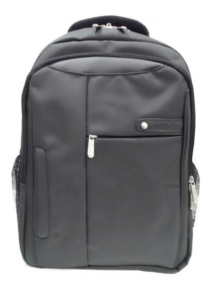 Mochila Bolsa Notebook Laptop Prime 15.6 Goldentec Nylon