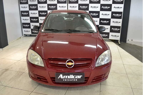Chevrolet Celta 4p Spirit 2009