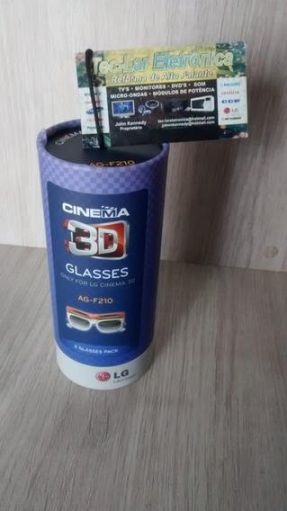 Oculos Cinema 3d Lg Ag-f210 Cinema Glasses