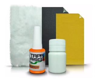 Tinta Tapa Tira Risco + Kit Polimento Suzuki - Laranja Fum