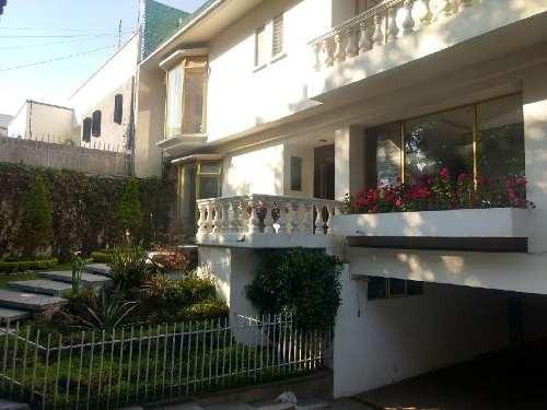 Casa Sola En Venta En Fuentes Del Pedregal, Tlalpan, Distrito Federal
