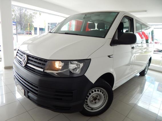 Volkswagen Transporter Pasajeros L4 2.0l Tdi Tm 9 Ocup