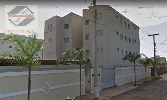 Apartamento Com 2 Dormitórios À Venda, 49 M² Por R$ 104.147,26 - Morada Dos Nobres - Araçatuba/sp - Ap1925