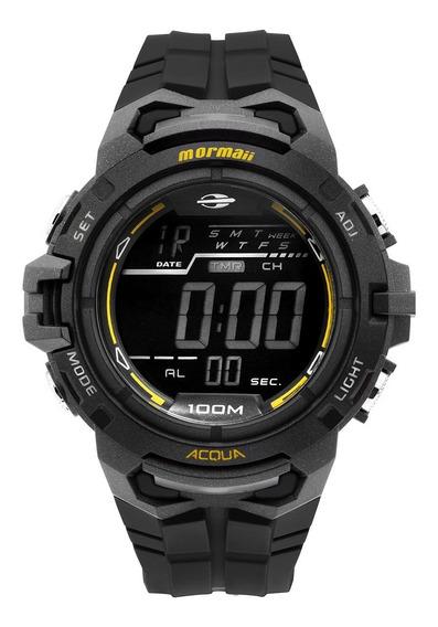 Relógio Mormaii Wave Masculino Mo1147a/8p