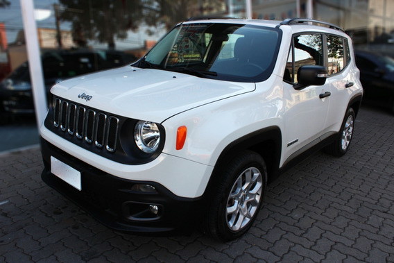 Jeep Renegade 1.8 Flex Sport 4p Manual