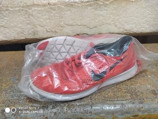 Tenis Nike Free Run Rojo/negro