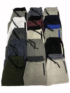 10 Bermudas Moletom Masculino Shorts+ Brinde Camiseta Raglan