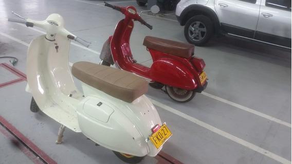Motos Vespa Y Plus