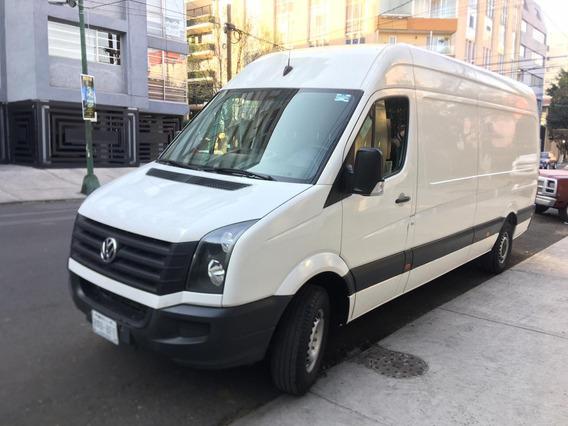 Volkswagen Crafter 2.0 Cargo Van 3.88 Ton Lwb Mt 2016