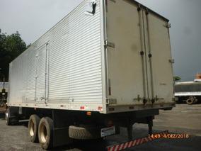 Ford Cargo 1717 4x2 Ano 2010 Modelo 2010 Com Bau Seco