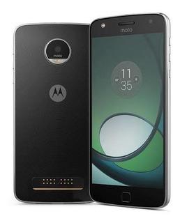 Celular Moto Z Play Quebrado