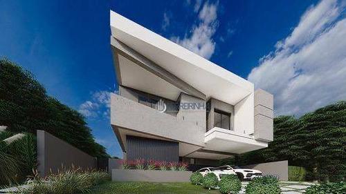 Imagem 1 de 25 de Casa À Venda, 320 M² Por R$ 2.700.000,00 - Condomínio Residencial Alphaville - São José Dos Campos/sp - Ca1957