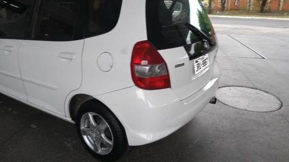 Honda Fit 2008 1.4 Lxl Flex 5p