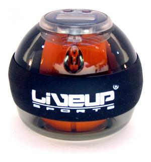 Giroscópio Powerball Liveup Digital Com Display