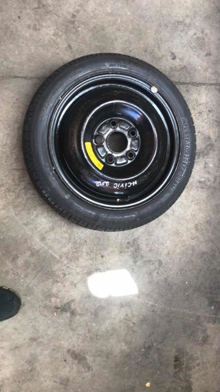 Step Com Pneu Honda Civic 2.0 2012
