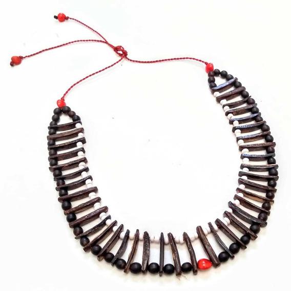 Colar Boa Energia Amuleto Indígena Umbanda 2
