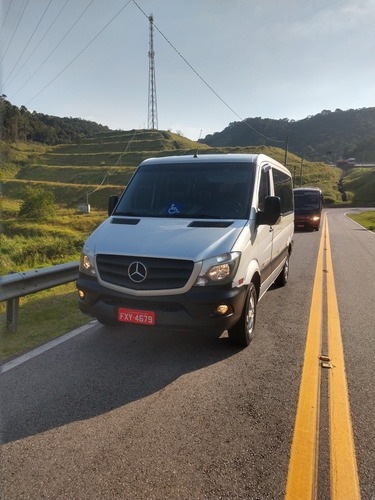 Mercedes-benz Sprinter Van 2018 2.2 Cdi 415 Teto Baixo 5p