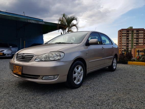 Toyota Corolla 2007, Autom Excelente Procedencia