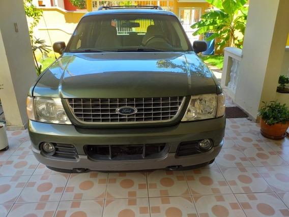 Ford Explorer 2002, Unico Dueño.