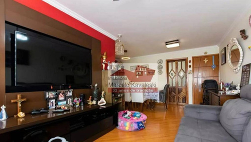 Apartamento Com 2 Dormitórios À Venda, 82 M² Por R$ 820.000 - Vila Mariana - São Paulo/sp - Ap13461