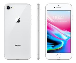 iPhone 8 Apple 64gb Tela 4.7 Polegadas Ios 11 4g Wi-fi Câme
