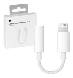 Adaptador Auricular Jack Plug iPhone 7 8 Plus X Xs Max iPad