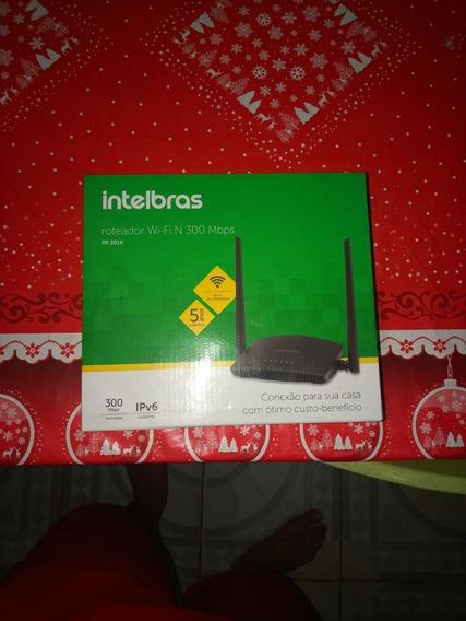 Roteador Wireless Rf 301k - Intelbras - 300 Mbps