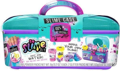 Asi Que Slime Case Shaker Storage Set