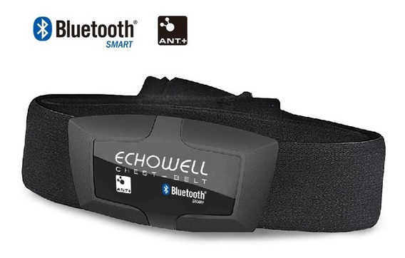 Cinta Cardiaca Echowell Dmh30 Ant+ Bluetooth Smartphone Run