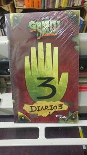 Gravity Falls 3 Original,pasta Dura Format Esp. Nuevo, Sell
