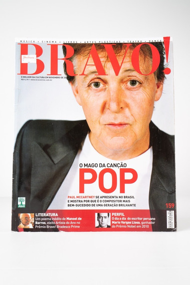 Bravo 159 Paul Mccartney Revista