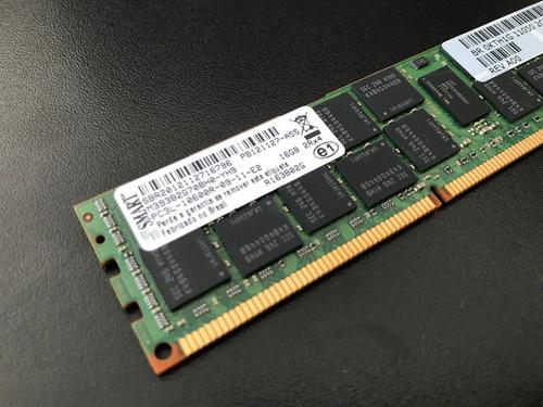 Memoria Dell 0kth1g 16gb 2rx4 Pc3l-10600r M393b2g70h0-yh9