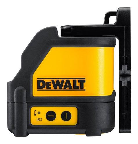 Nivel Laser Horizontal Y Vertical Dw088k Dewalt