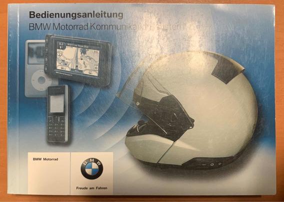 Intercomunicador Casco Bmw System 6