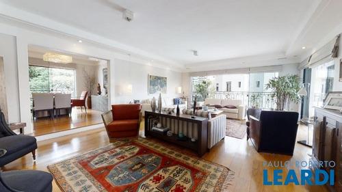 Imagem 1 de 15 de Apartamento - Higienópolis  - Sp - 600513